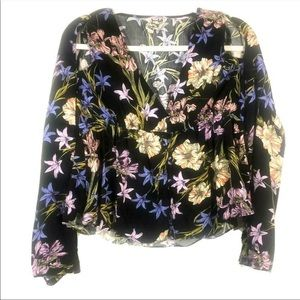 Jaase floral blouse small